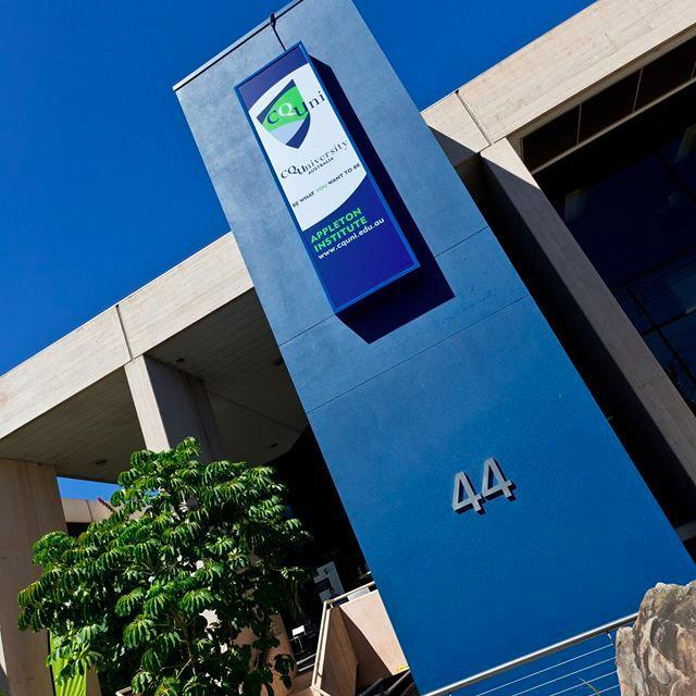 CQU | Appleton Institute for Sleep Studies   Located on a busy arterial road, and retrofitted into an existing commercial building, this highly serviced fit out required extreme levels of acoustic control to provide the optimal environment for research activities. The CQU Appleton Institute focuses on research into sleep behaviour and in particular the effect of sleep fatigue on workplace performance and occupational health and safety. As the centrepiece of the Institute is a six person sleep unit, providing bedrooms, living facilities and testing facilities for up to six research subjects living in the space for days at a time.