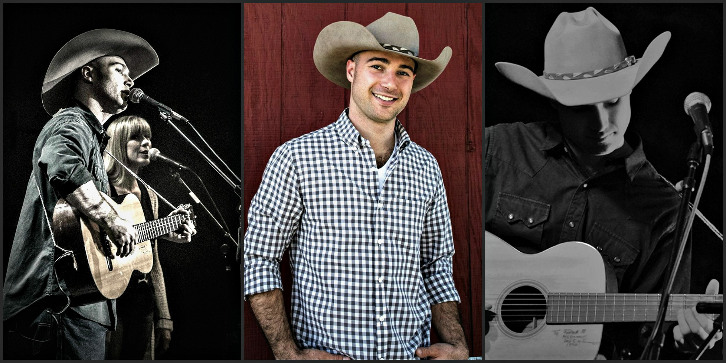 Durango native Tyller Gummersall is scheduled to take the W2565 Stage Friday, April 29th, coming off the heels of opening for Cole Swindell. Photos courtesy of ©JennyGummersall