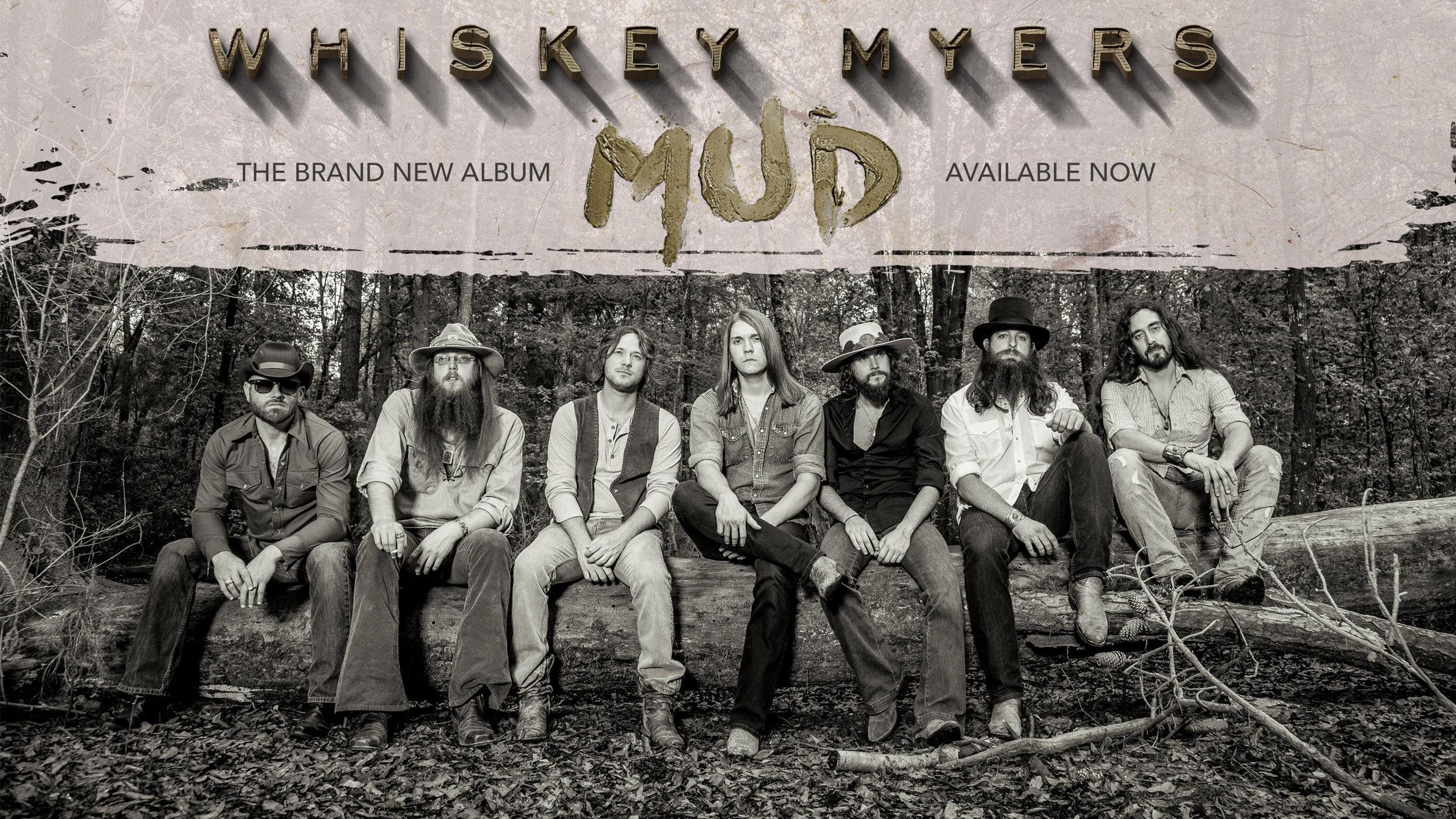 Whiskey Myers to rock the Warehouse March 18th with Josh Field Band opening