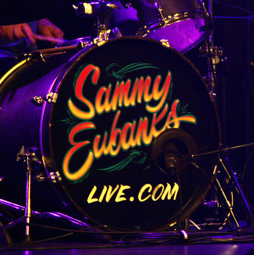 Sammy Eubanks set to bring his rockin BLUES to the W2565 Main Stage for a can't miss night of music!