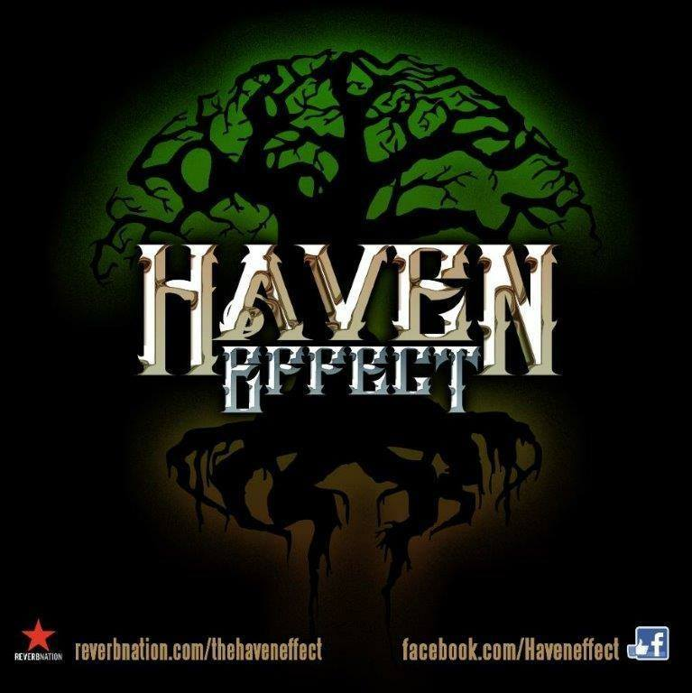 Haven Effect set to hit the Jim Beam Stage!  Come in a cool off with AC, cold beers, great food and live music.