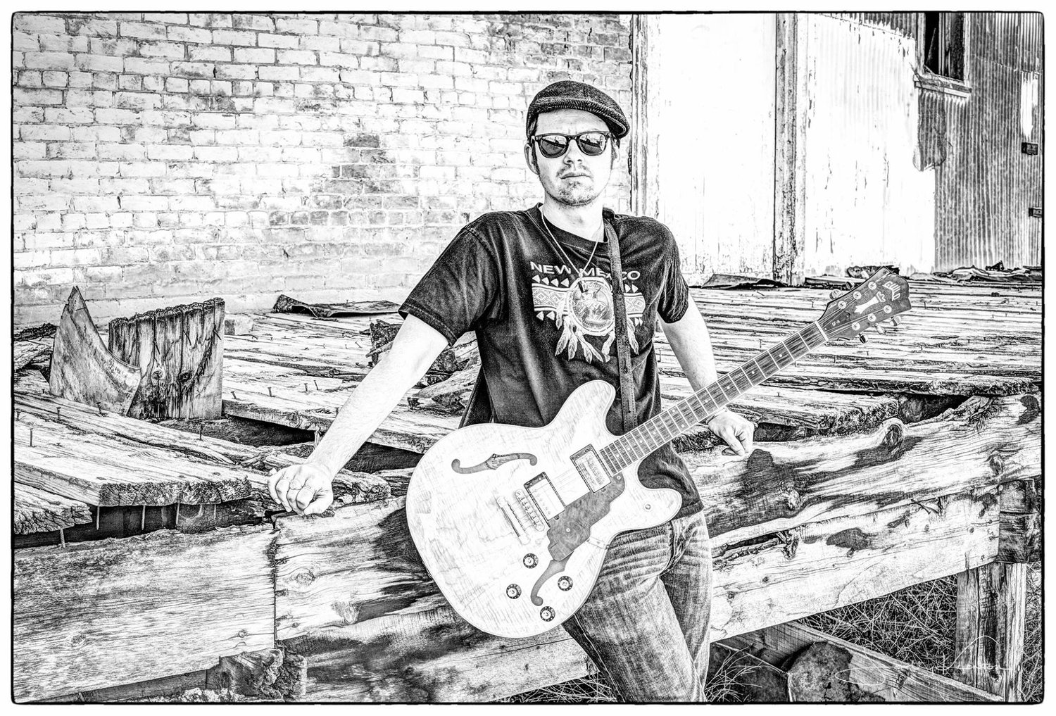 A.J. Fullerton and the gang set to bring his rockin blues to the Jim Beam Stage for a great night of live music only at the W!