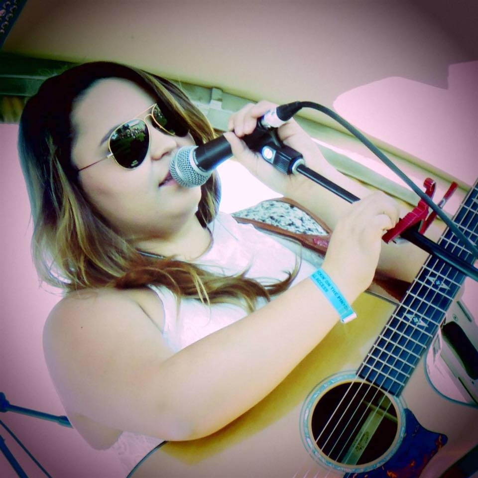 Morgan Crouse set to hit the Jim Beam Stage Friday Night for some good ol country live music!