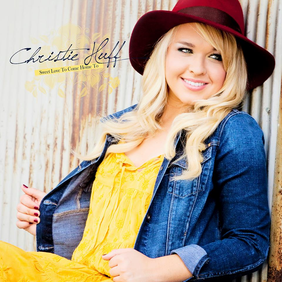 Singer songwriter Christie Huff set to hit the Jim Beam stage for a CJam pre party June 9th!