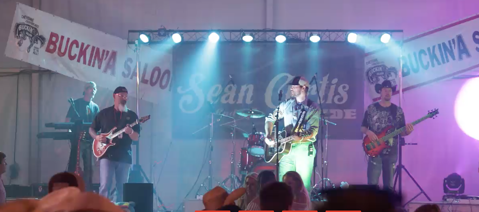 Sean Curtis and the Divide set to hit the RMEF Big Stage Sept 21. Tixs on sale now