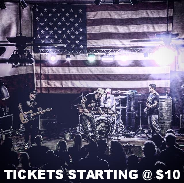 Get ready for some Outlaw Country when Jackson and the boys hit the RMEF Big Stage on Friday night September 7. Tickets on sale soon