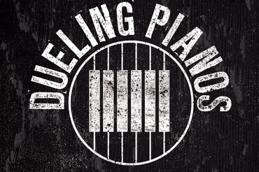 Dueling Pianos! Reserve your table today, always a party when these guys play.