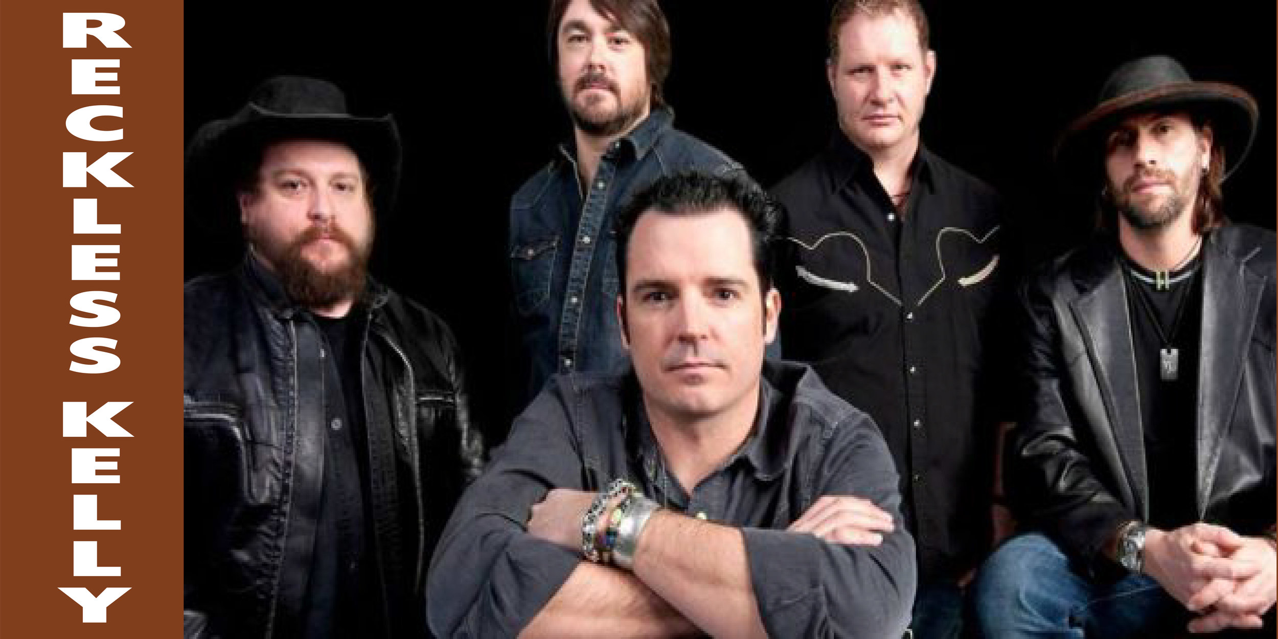 Reckless Kelly set to light up the Warehouse stage Friday, May 24th! Tickets go on sale 3/21 at 12:00… Get em while they last!