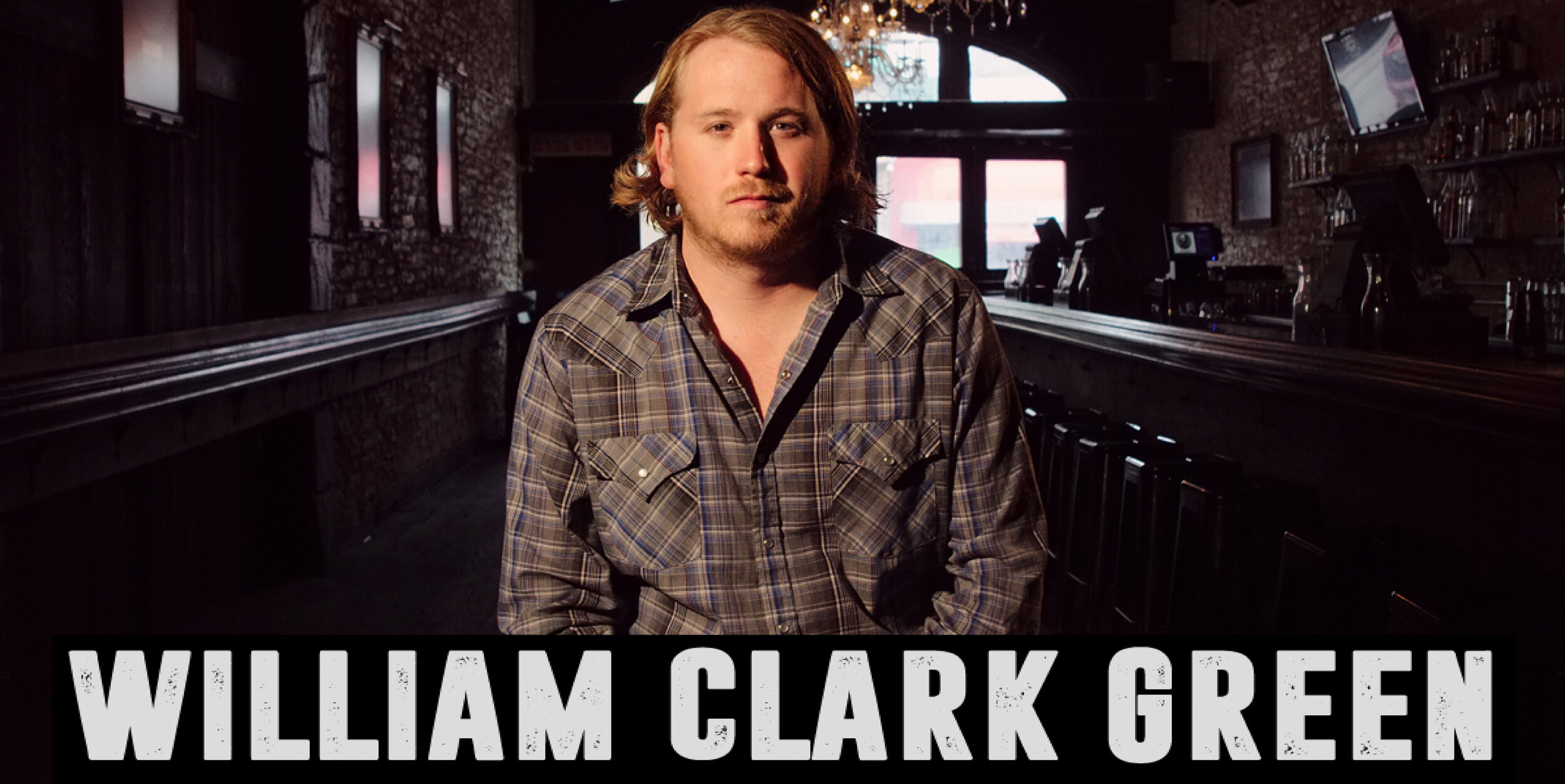 William Clark Green set to make his Warehouse debut Thursday Night October 10th!