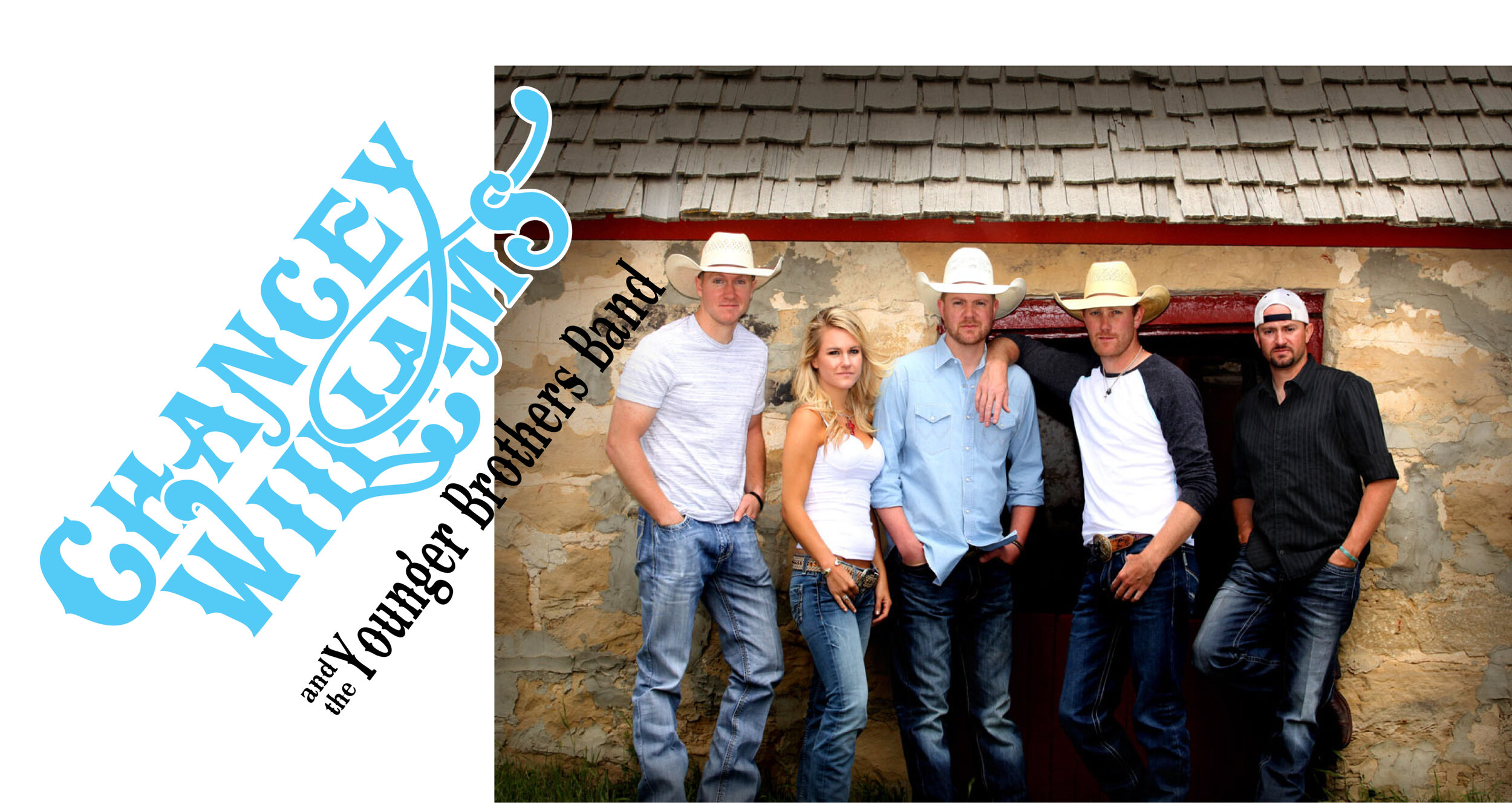 We can't wait to have Chancey and the gang make their Warehouse debut on November 15! Tickets on sale now! Get em while ya can… let's get a little Western up in here!