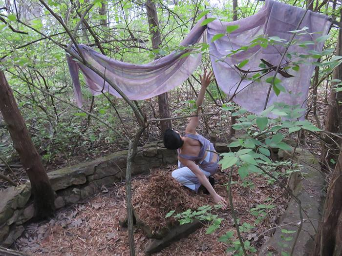 Development of  Cedar Tree  has been possible through a Southeastern Minnesota Arts Council Established Artist grant, the Springboard for the Arts-Hinge Arts Residency, Inverse Performance Art Festival, and Art of the Rural/Outpost.