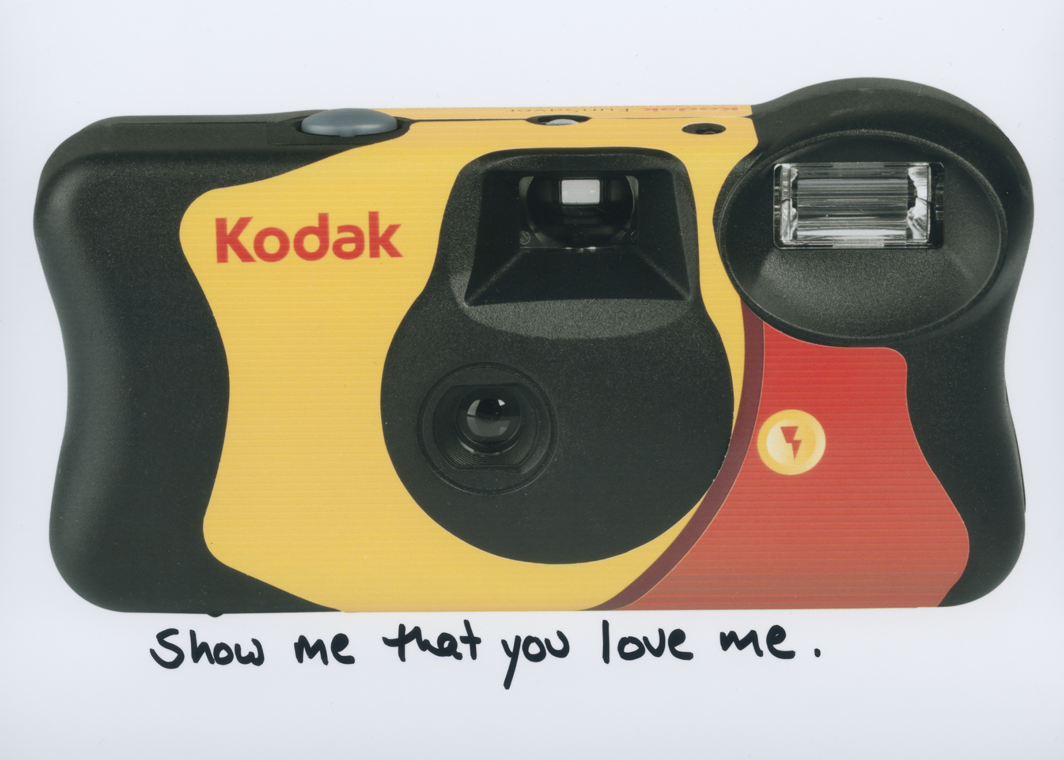 Performing in SLO - Lilly McElroy asked her mother to photograph the reasons that she loves her using a Kodak Fun Saver.