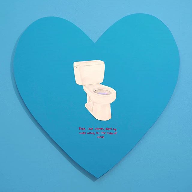 💙 🌊 💦 i go to tinder to get inspirational, life changing quotes 💦 🌊 💙 and also for toilet art 💚 #inspiringquotes #mantra #toilet #tinder #cute #drawing #blue #art #artistsoninstagram #artist #illustration #truelove #quotes #quotestoliveby