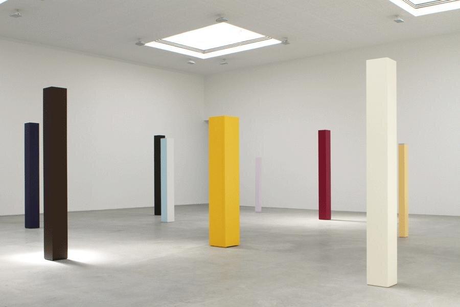 Anne Truitt: Sculpture 1962-2004 , Matthew Marks Gallery, New York, 2010