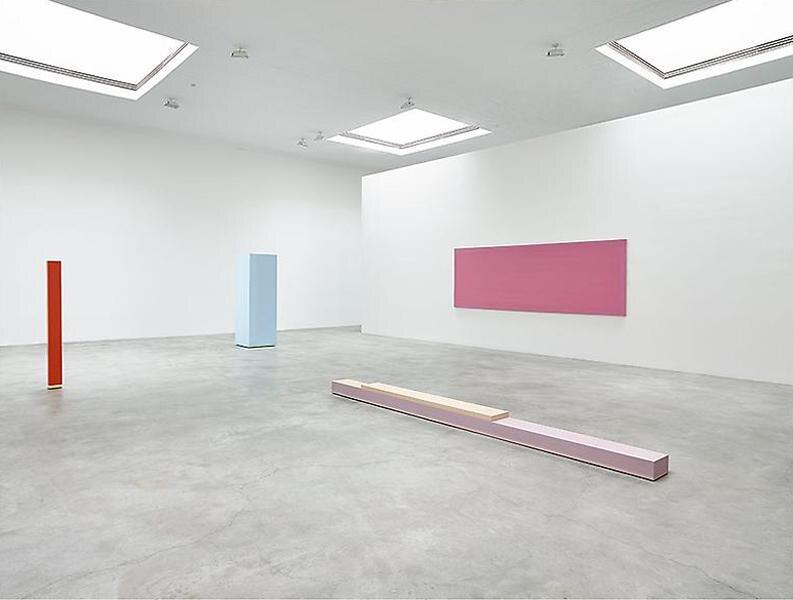 Anne Truitt: Threshold , Matthew Marks Gallery, New York, 2013