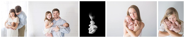 newborn photography in st simons island | candace hires photography | www.candacehiresphotography.com