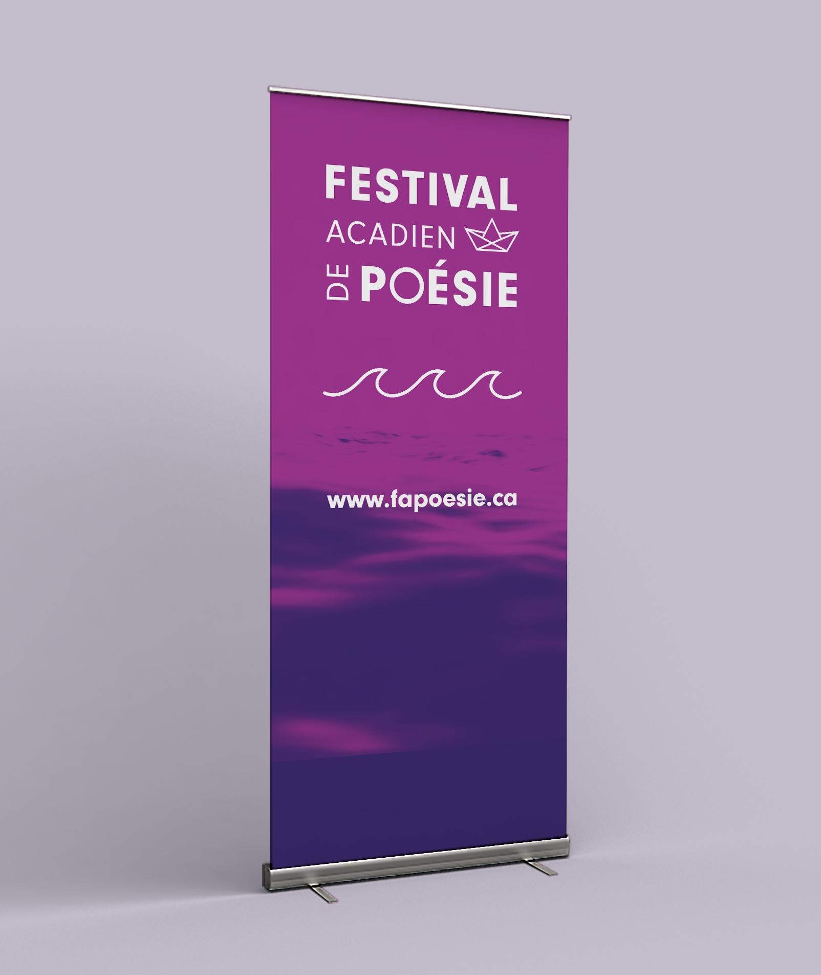 Festival acadien de poésie de Caraquet