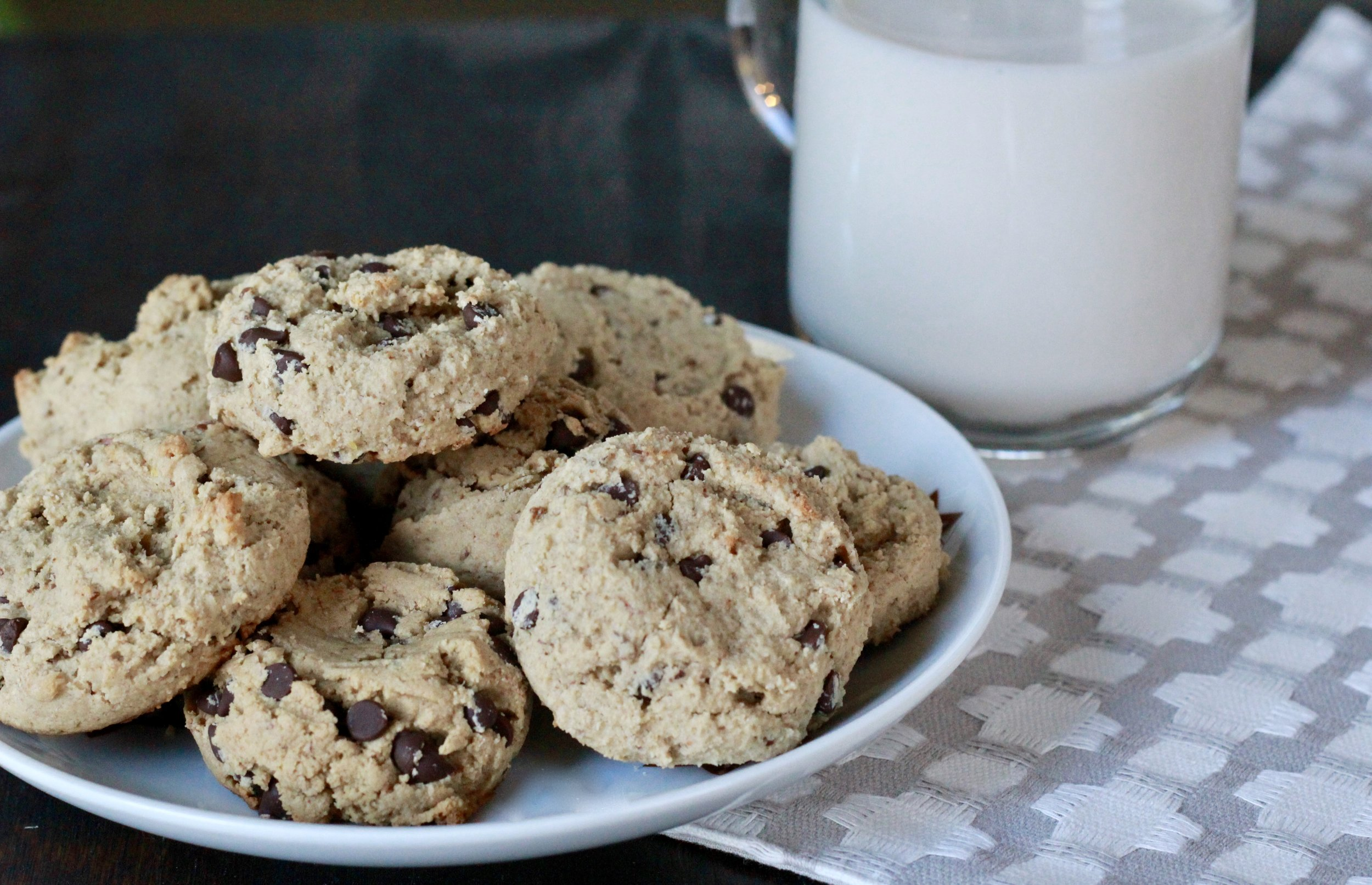 Chocolate Chips Cookies, WholesomeLLC