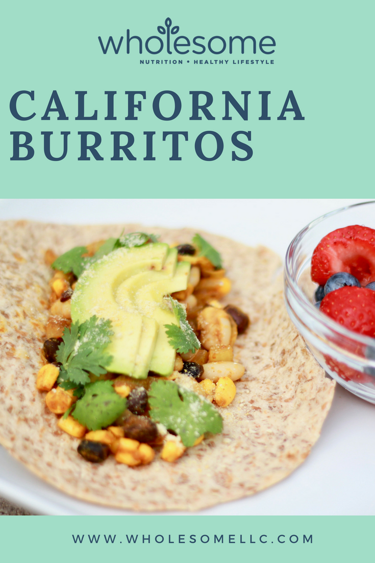 Quick California Burritos - Wholesome LLC