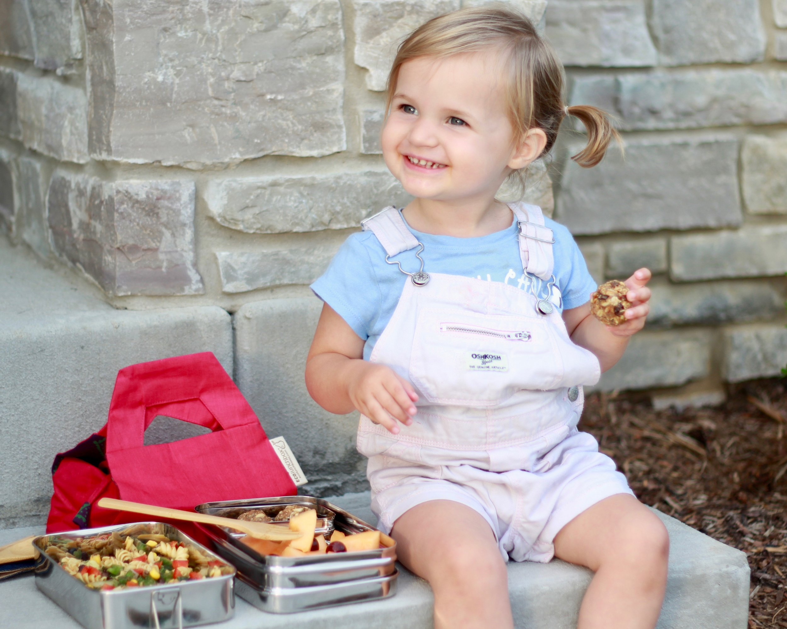Toddler Friendly ECOLunchbox