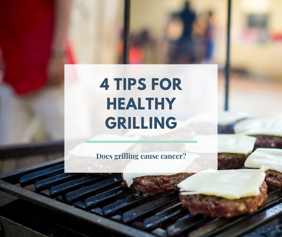 Reduce Cancer Risk in Grilling | Wholesome LLC