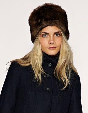 Cara Delevingne, Cossack Hat