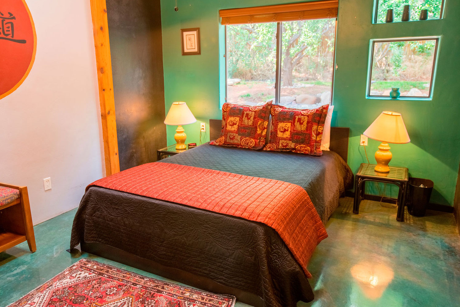Yang Room - Queen Bed, Shared BathroomSingle OccupancyEarly Bird: $1750After June 30th: $1925(SOLD)
