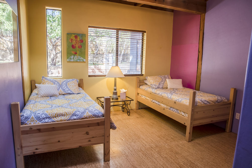 Garden Room - Two Twin Beds, Shared BathroomDouble OccupancyEarly Bird: $1685 per personAfter June 30th: $1850 per person(SOLD)