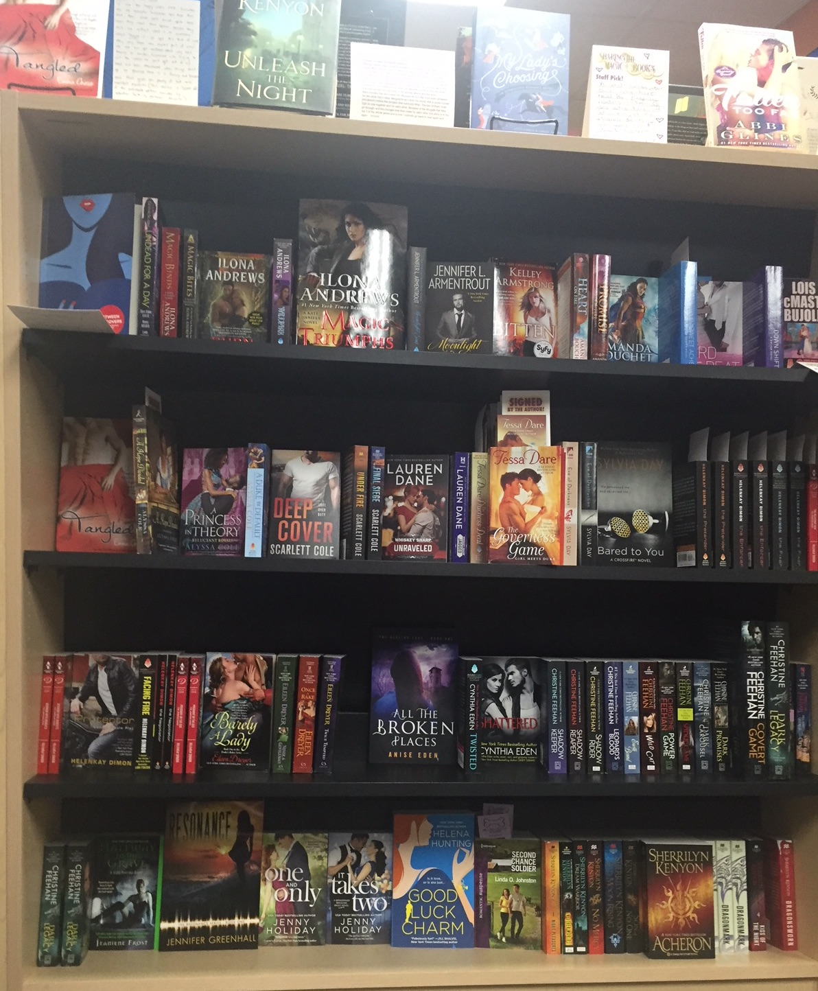 Mybook-Bookcase with other romance authors.jpg