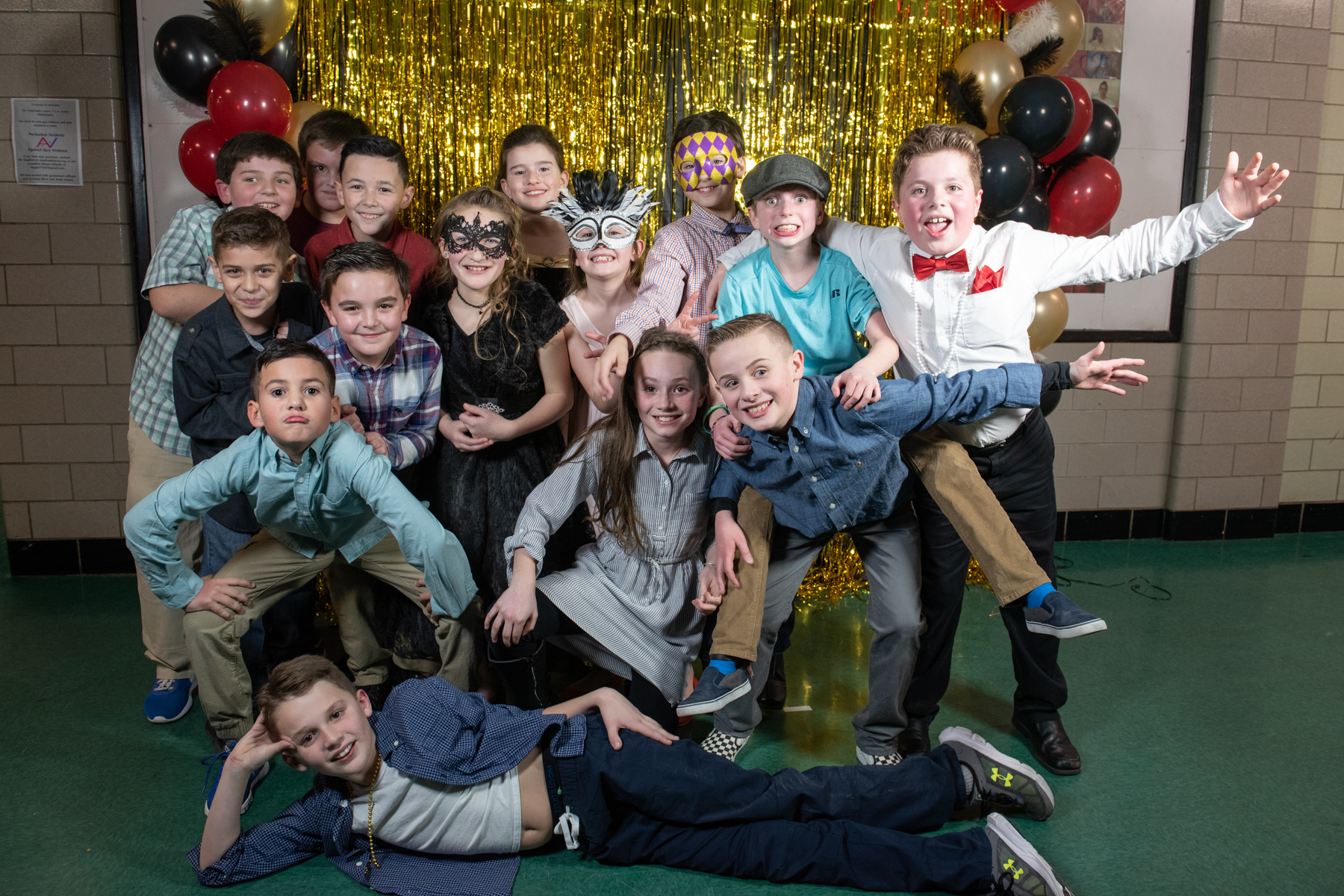 Click here for Sweetheart Dance Photo Gallery -