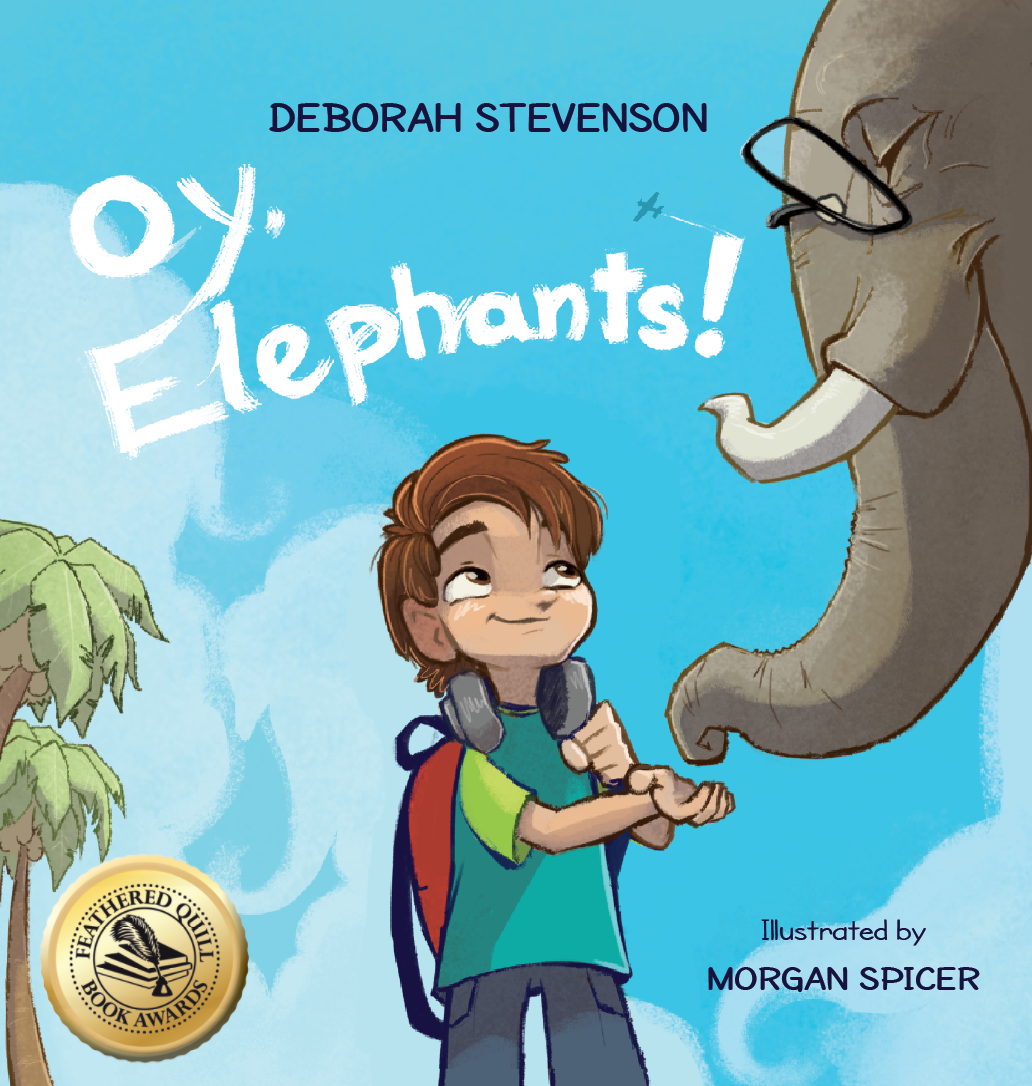 2nd Edition of   Oy, Elephants!   is now available!  Better than ever, and at a lower price!