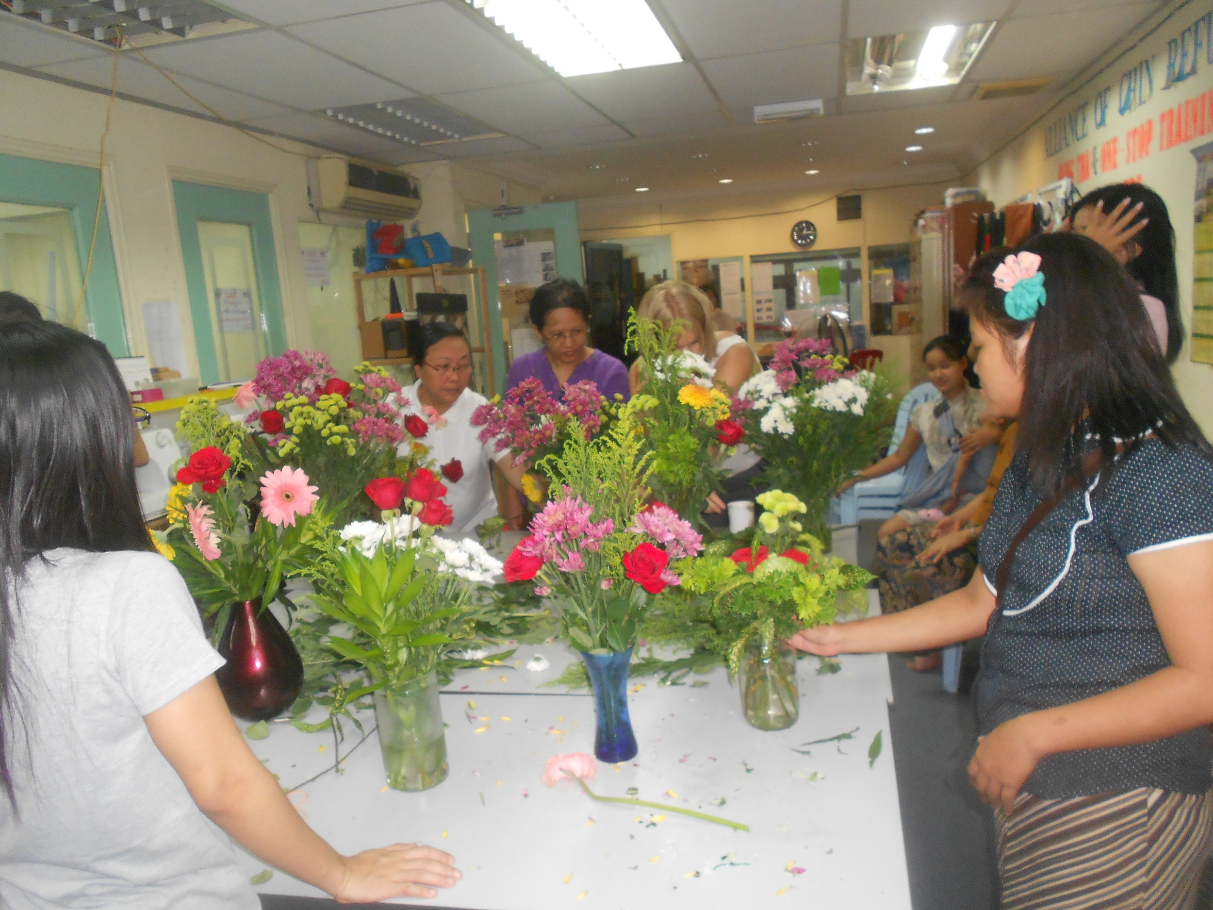 Flower arrangement 2013.JPG
