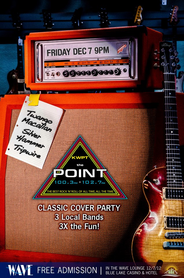 Classic Cover Party The Point