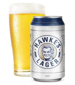 Cans will hit shelves on April 25.Photo: supplied by Fairfax Media