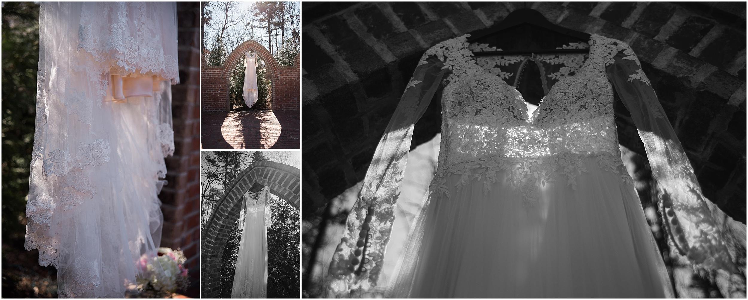 Ariel & Josh Southern Wedding in Monroe, North Carolina_0009.jpg