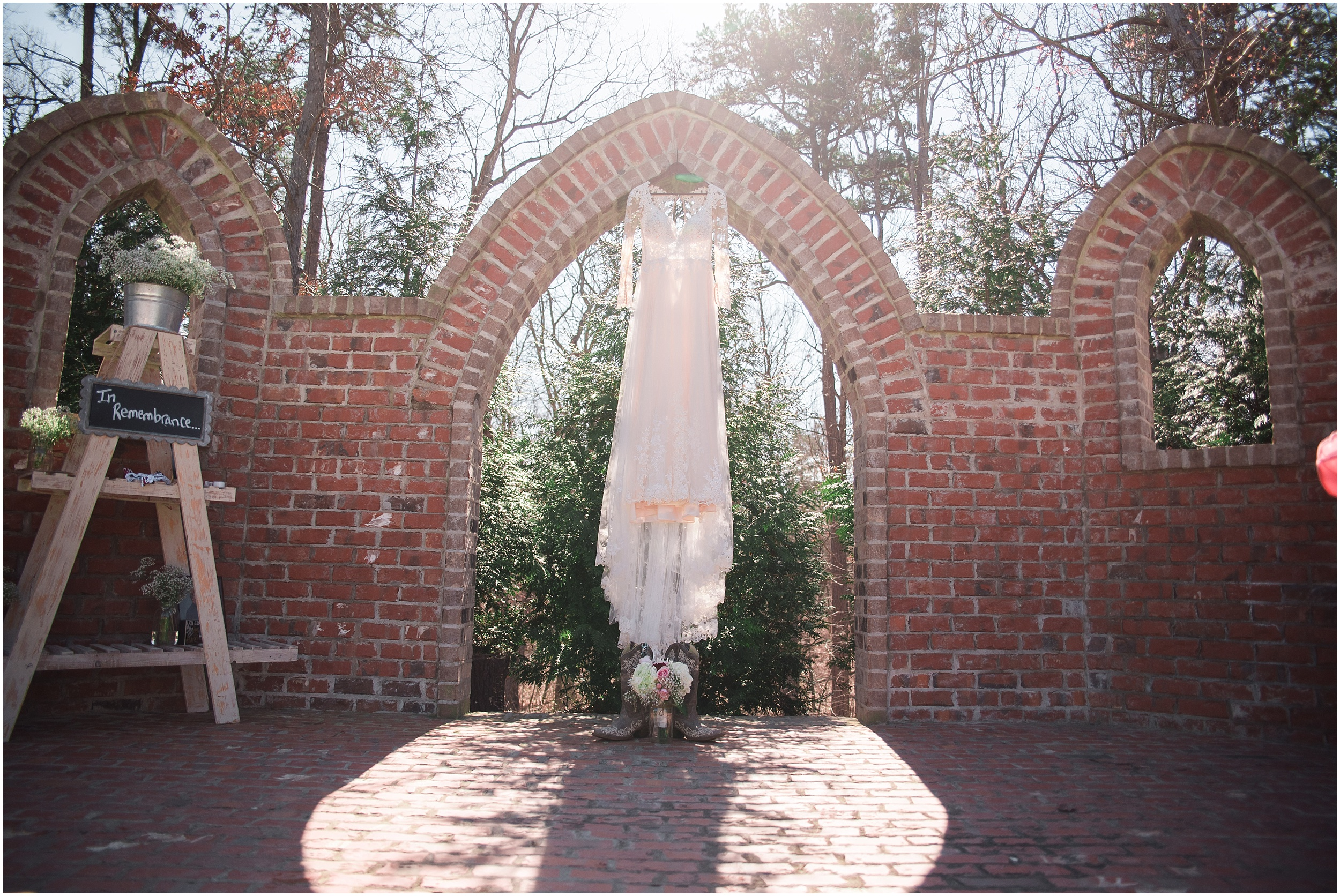 Ariel & Josh Southern Wedding in Monroe, North Carolina_0011.jpg