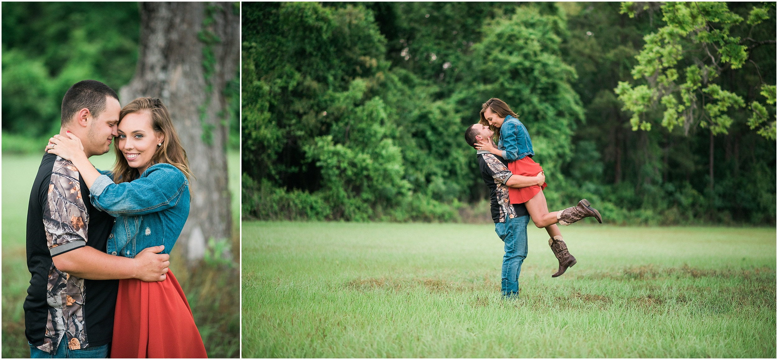 Haley & Kyle Engagement Photoshoot in J.R Alford Greenway, Tallahassee FL_0004.jpg