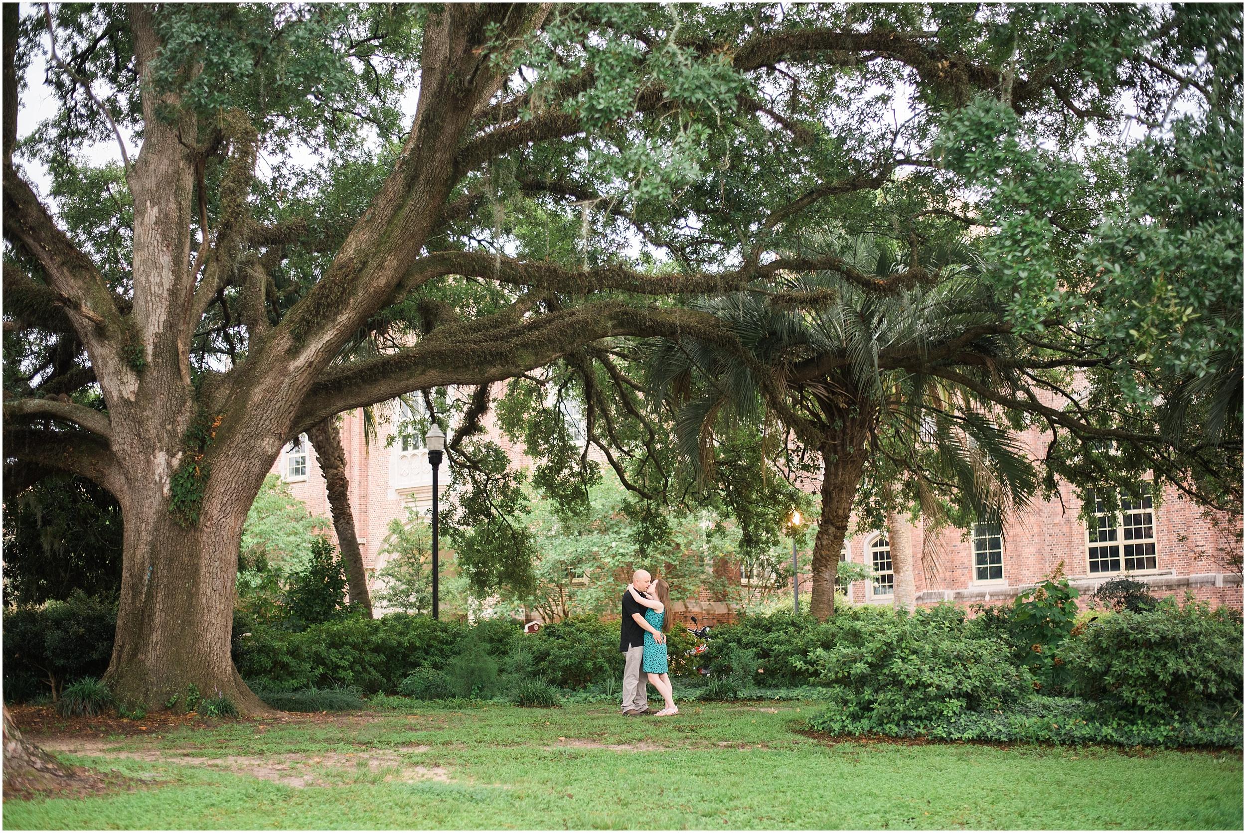 Karen & David Engagement, Florida State University_0013.jpg