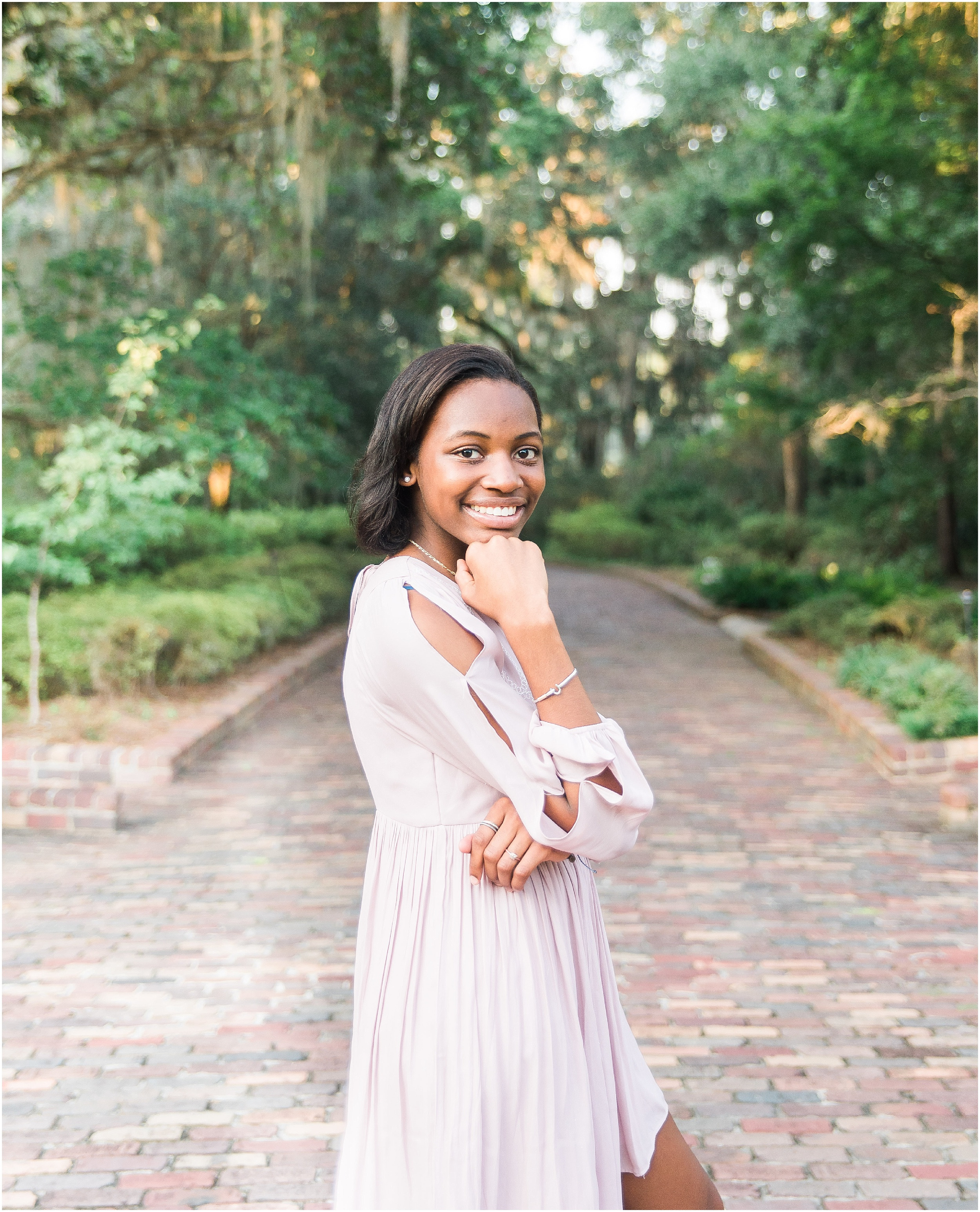 Tallahassee Florida Wedding & Senior Photographer, Brianna Senior Session at Maclay Gardens, Tallahassee Florida_0003.jpg