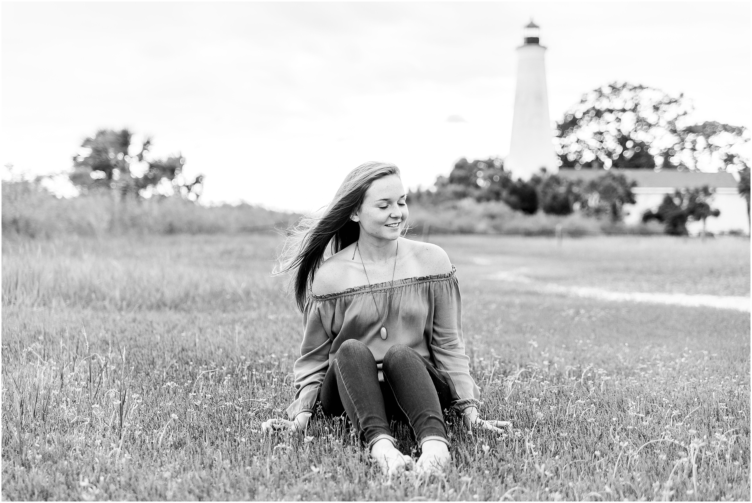 Tallahassee Florida Wedding & Senior Photographer, Anna Senior Session at Saint Marks Lighthouse, Crawfordville Florida_0023.jpg