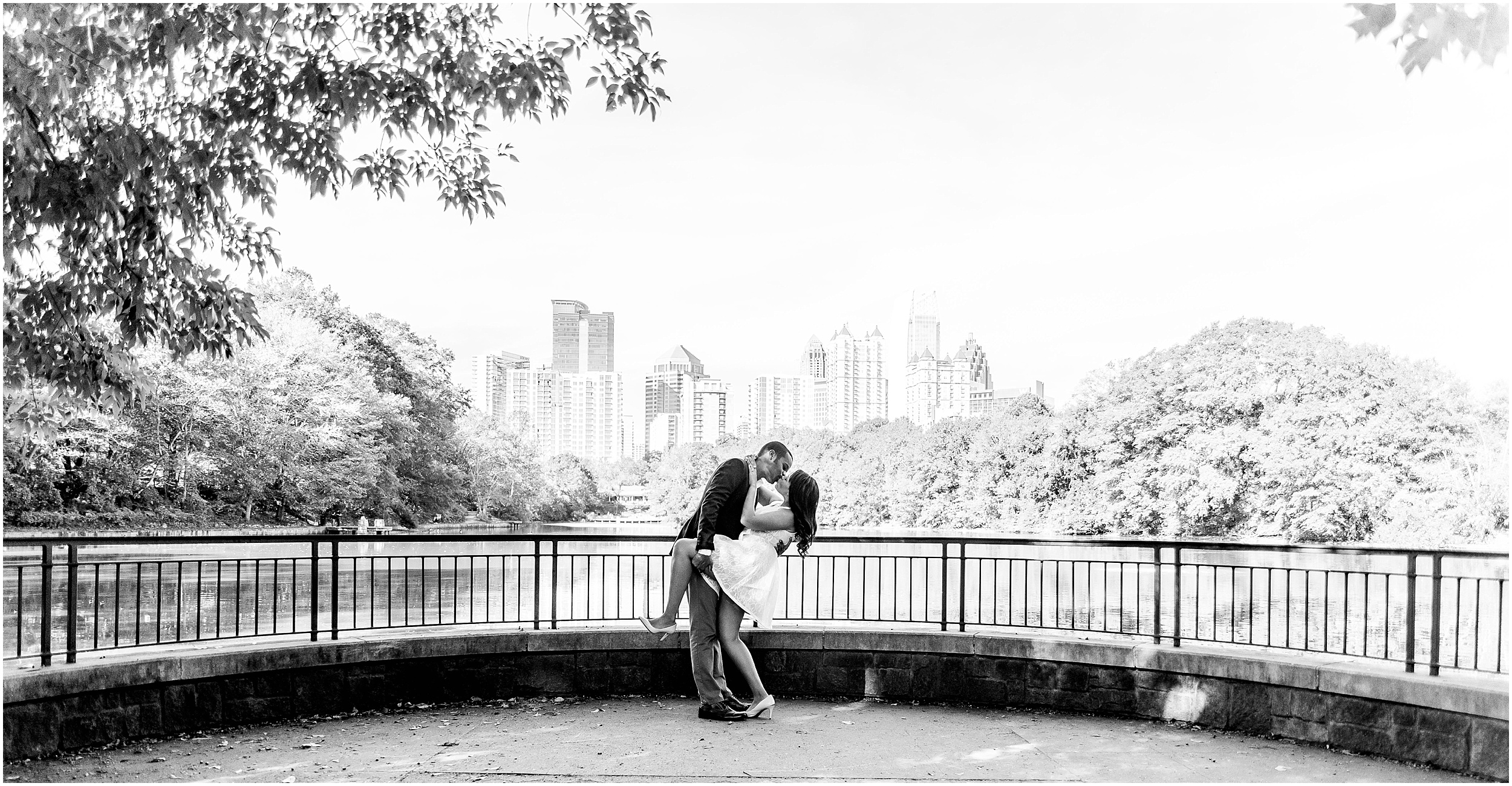 Tallahassee Florida Wedding, Matt and Lindsey Engagement Session at Piedmont Park, Atlanta Georgia_0008.jpg