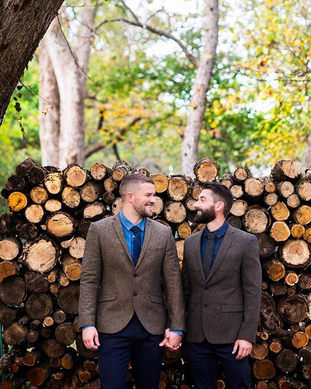 Shaun & Marshall's Wedding Day 👬💍📸