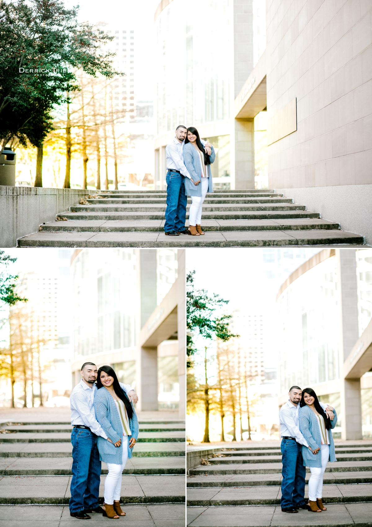 Dallas Wedding Photographer Downtown