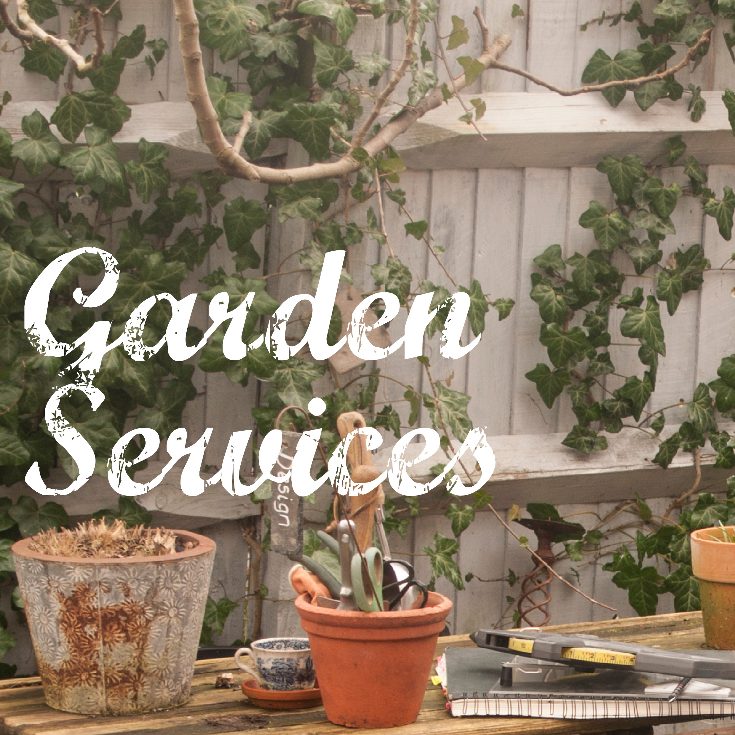 Image gateway to the Garden Services page on Lewes Women in Business website