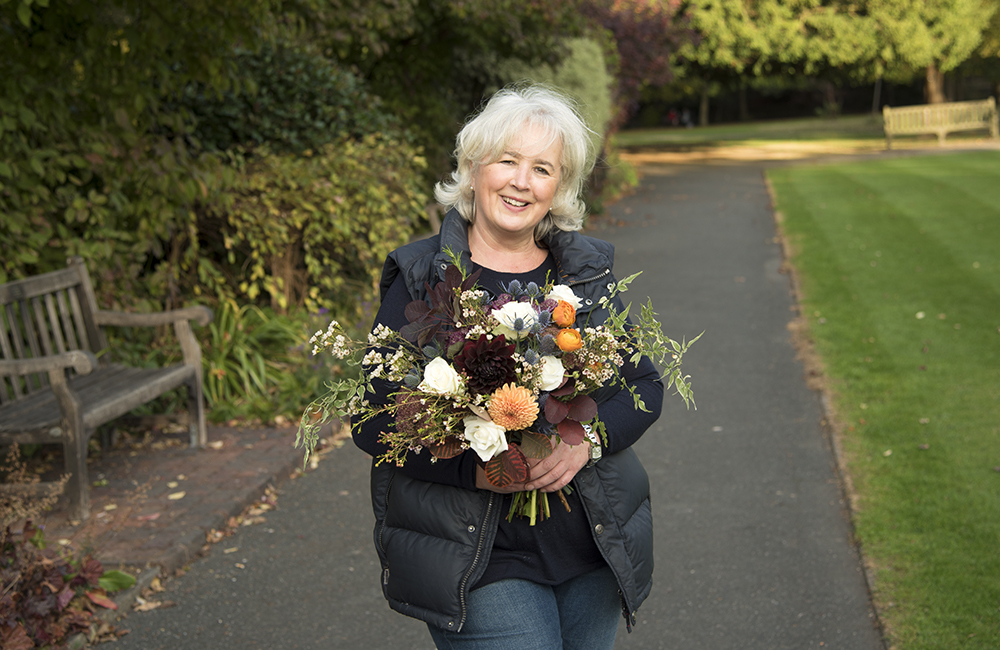Lewes Wedding Florist Tracey Kirker