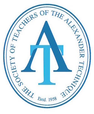 Logo for The Society of Teachers of the Alexander Technique