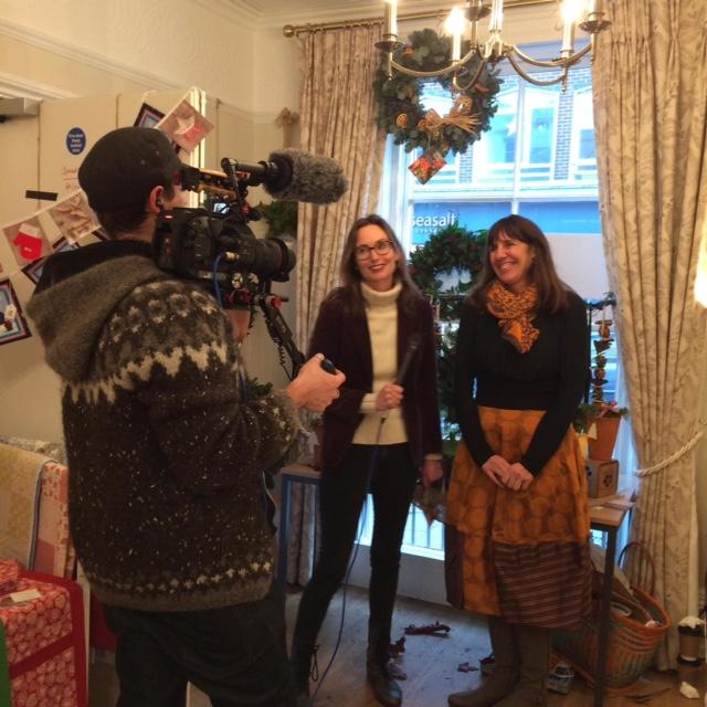 Julie Sellars Chalk TV Dec 2016.jpg