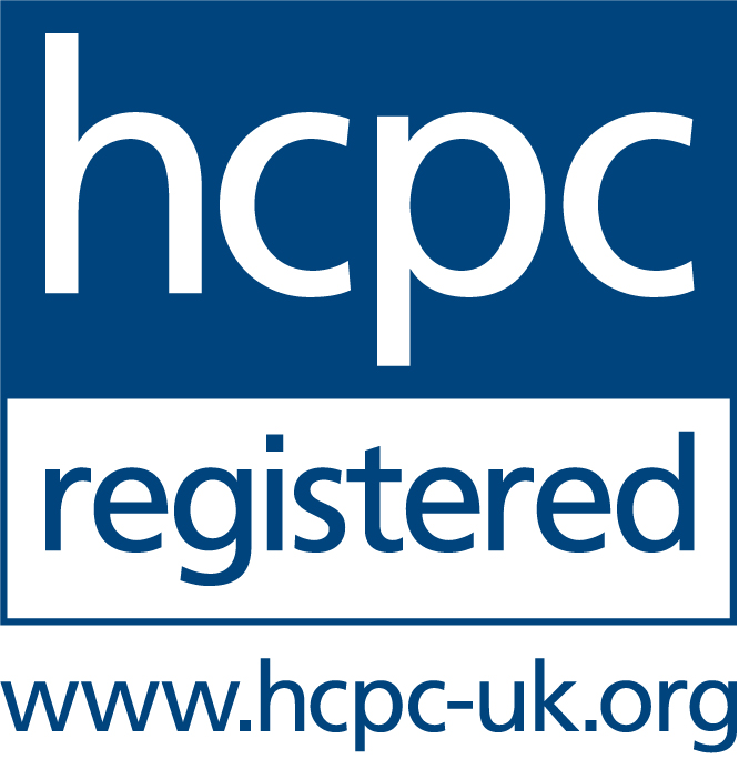 Logo for the Health and Social Care Professionals Council (HCPC)