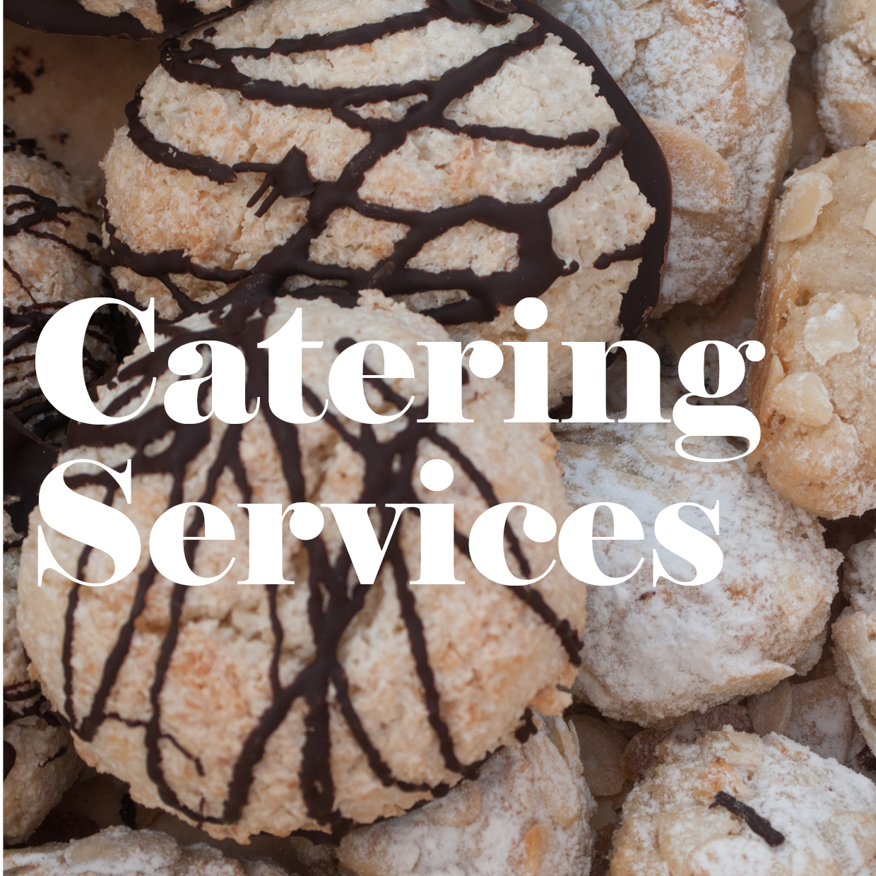 Image gateway to Catering Services page on Lewes Women in Business website