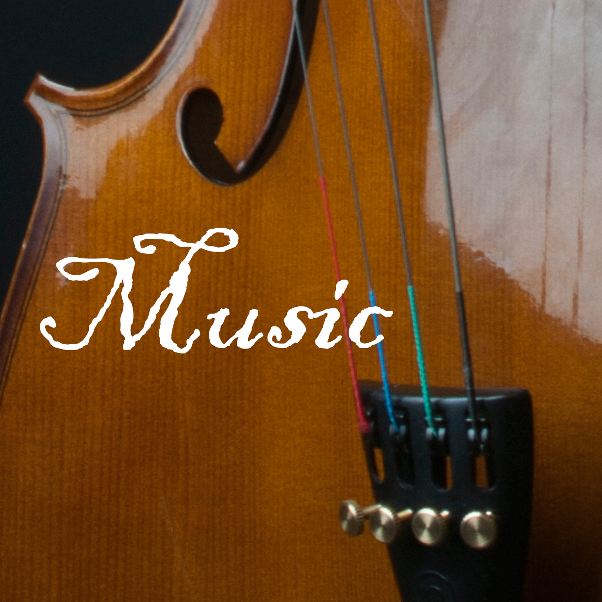 Cello gateway to Music page